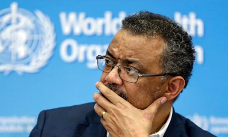 L'USCITA di TRUMP DALL'OMS:  SFIDA ALLA MAFIA KHAZARA
