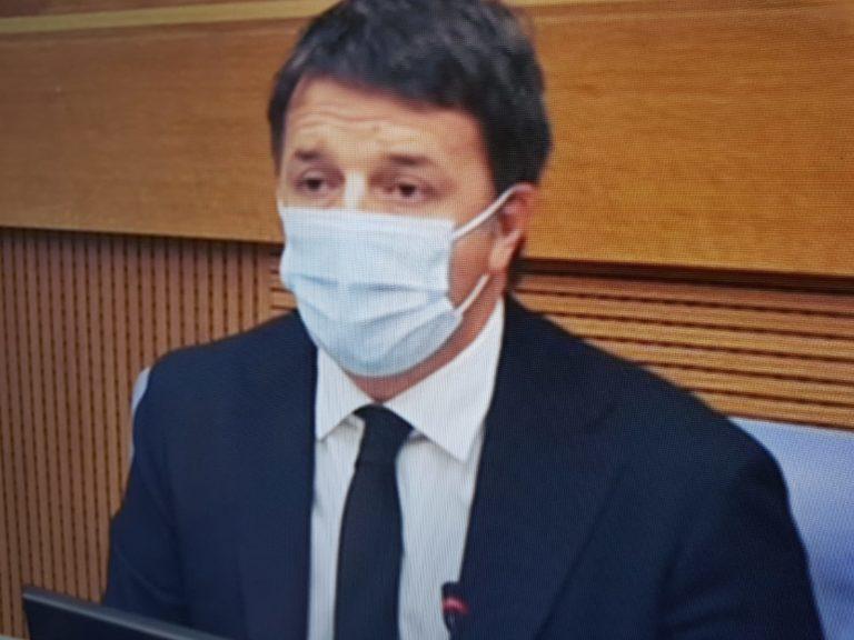 Renzi: sbocchi della crisi? Tocca a Conte decidere